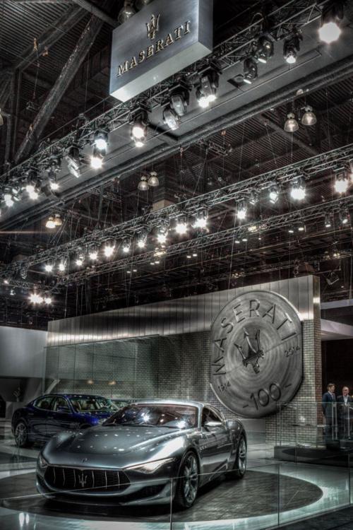 LA Auto Show Display 2